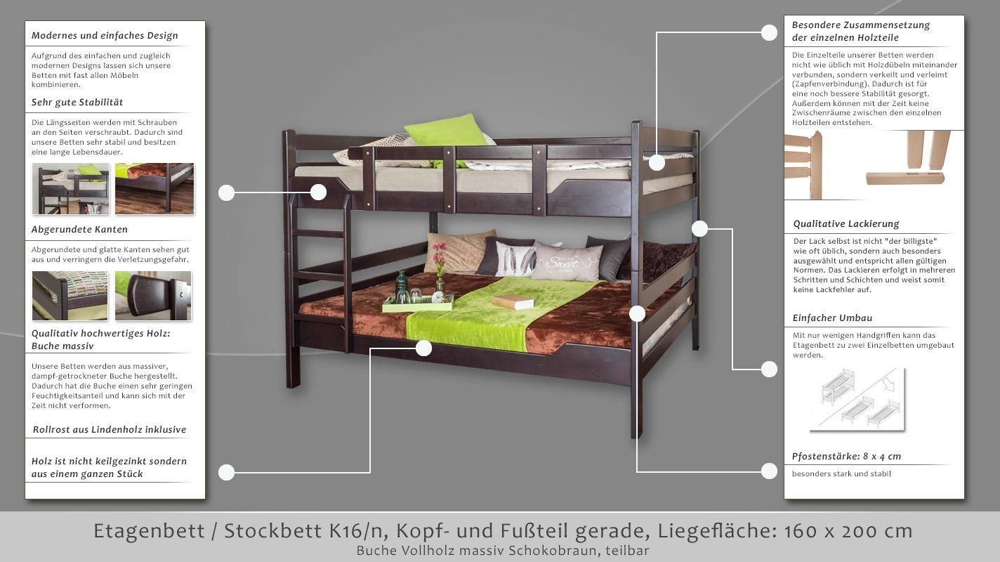 Etagenbett Einzelbetten : Bettkasten für luka etagenbett und einzelbett cm weiß u ac