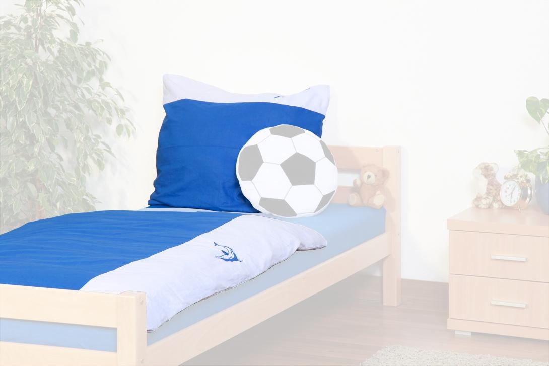 viele Designs verf/ügbar Kissenbezug 2-teilig Bettw/äsche 100/x 135/cm Bett Kinderbett Bettbezug